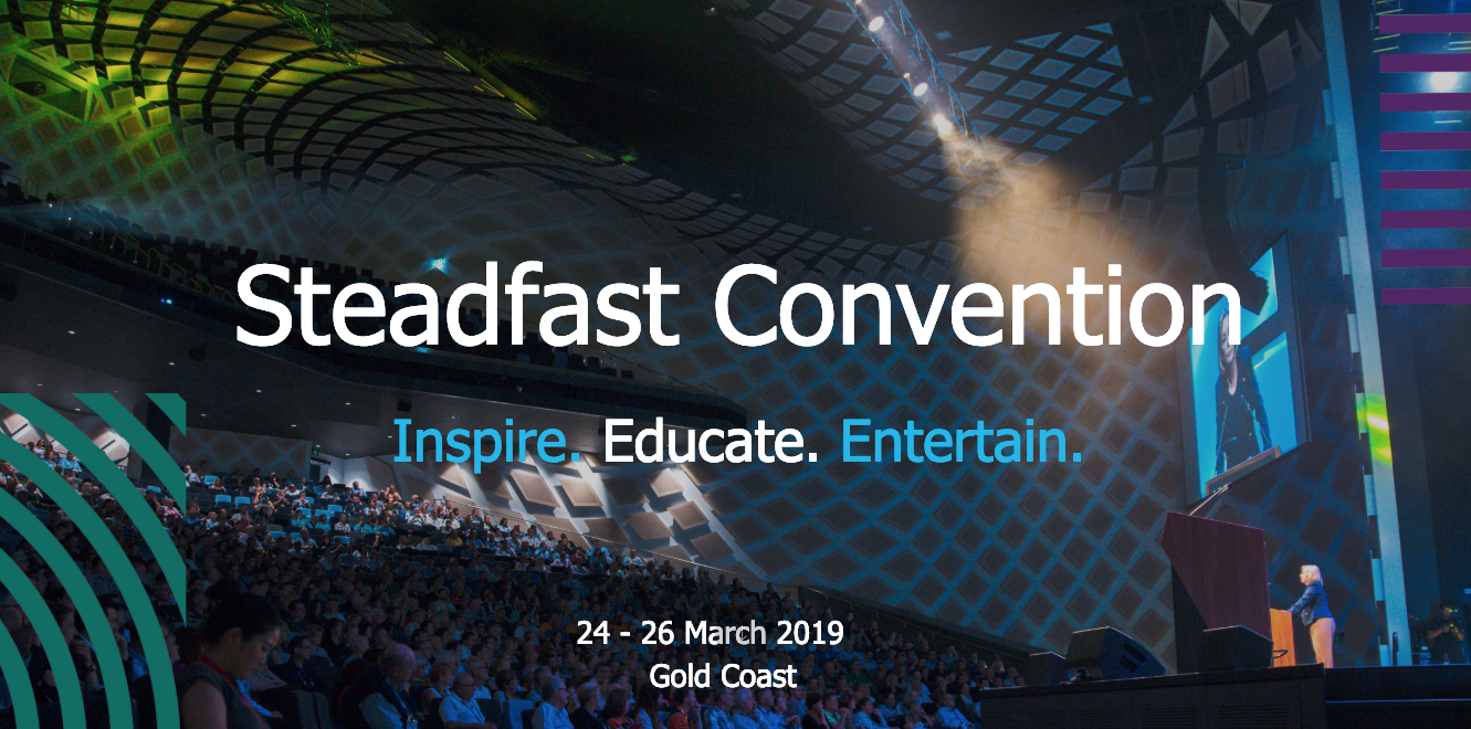 Steadfast Convention 2019